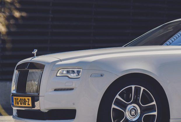 Rolls Royce Ghost Het Paleis